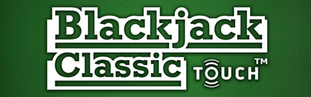 Blackjack Classic Touch