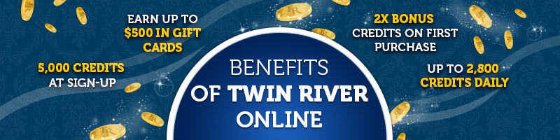 The Benefits of Twin River Online